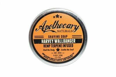 Harvey Wallbanger Shaving Soap By Apothecary