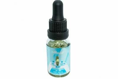 1000mg CBD Tincture (Mint) (15ml) By Diamond Concentrates