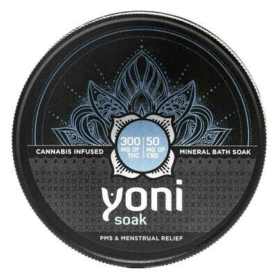 (300mg THC/50mg CBD) Bath Soak By Yoni