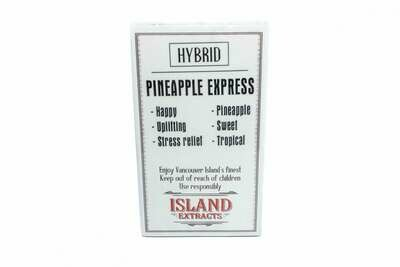 Pineapple Express Premium Preroll (5/Pack) By Island Extracts