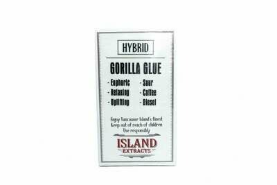 Gorilla Glue Premium Preroll (5/Pack) By Island Extracts