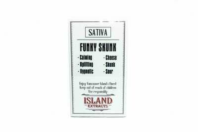 Funky Skunk Premium Preroll (5/Pack) By Island Extracts