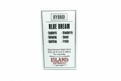 Blue Dream Premium Preroll (5/Pack) By Island Extracts
