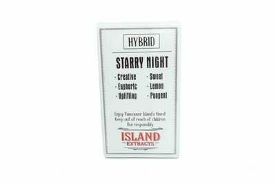 Starry Night Premium Preroll (5/Pack) By Island Extracts