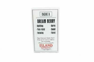 Dream Berry Premium Preroll (5/Pack) By Island Extracts