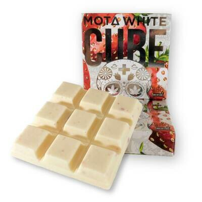 (180mg CBD) Strawberrys & Cream Chocolate By Mota