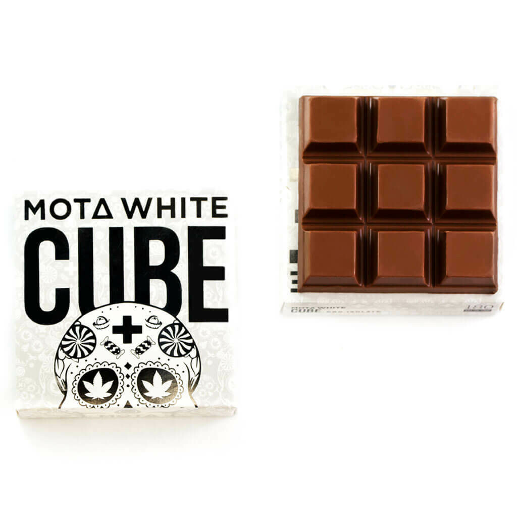 (180mg CBD) Milk Chocolate By Mota