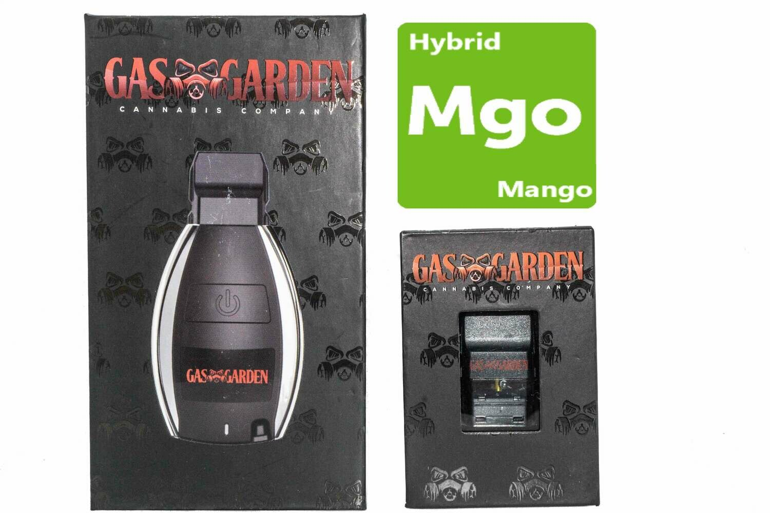 Mango (Hybrid) Vape Pod Kit By Gas Garden