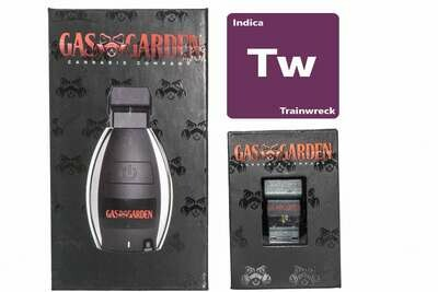 Trainwreck (Indica) Vape Pod Kit By Gas Garden