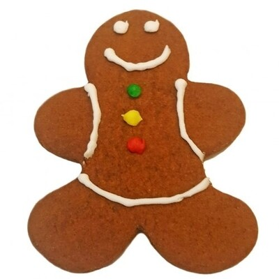(100mg THC) Gingerbread Person By Mota