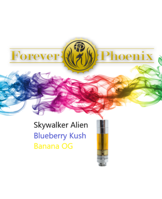(300mg) Distillate Vape Top by Forever Phoenix