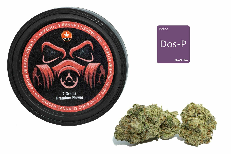 Do-Si Pie (7g Premium Flower Tin Can) By Gas Garden