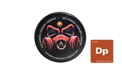 Durban Poison (1g) Diamond Sauce By Gas Garden