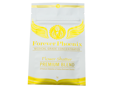 AAAA+ Flower Shatter Premium Blend by Forever Phoenix