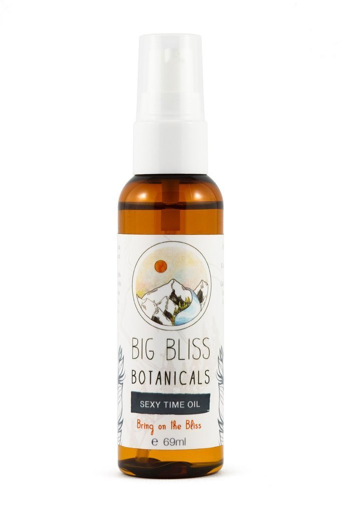 Sexy Time Oil by Big Bliss Botanicals 01156
