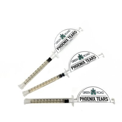 (100mg/500mg CBD) Phoenix Tears (1mL) by Green Road
