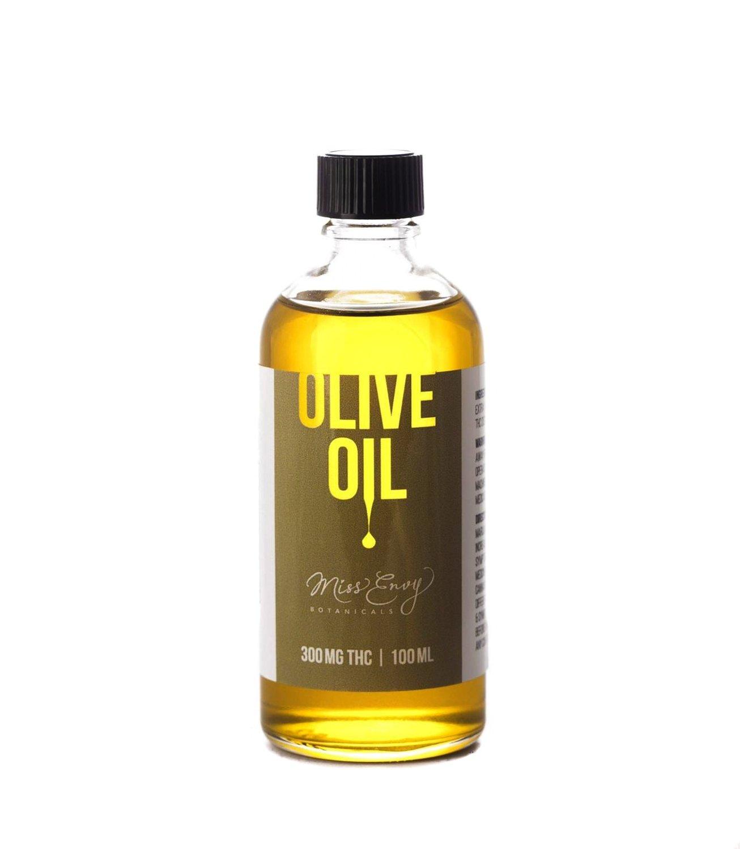 THC Olive Oil by Miss Envy Botanicals (300mg THC)