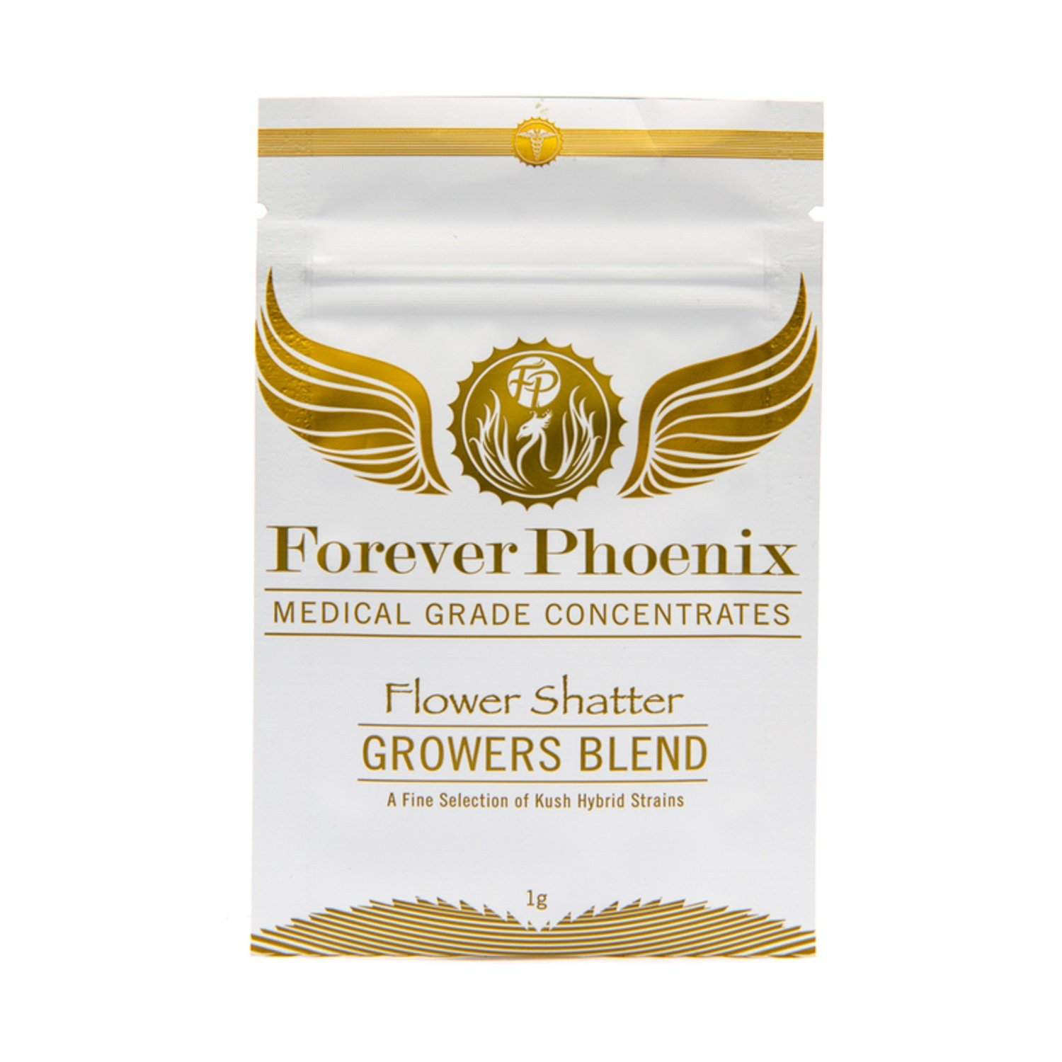 AAAA Flower Shatter Grower's Blend by Forever Phoenix