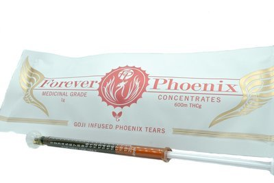 600mg Goji Phoenix Tears AAAA+ by Forever Phoenix (Full Spectrum)