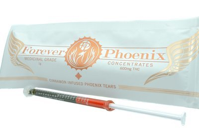 600mg Cinnamon Phoenix Tears AAAA+ by Forever Phoenix (Full Spectrum)