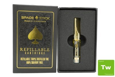 Trainwreck Replacement Cartridge by Spadestick