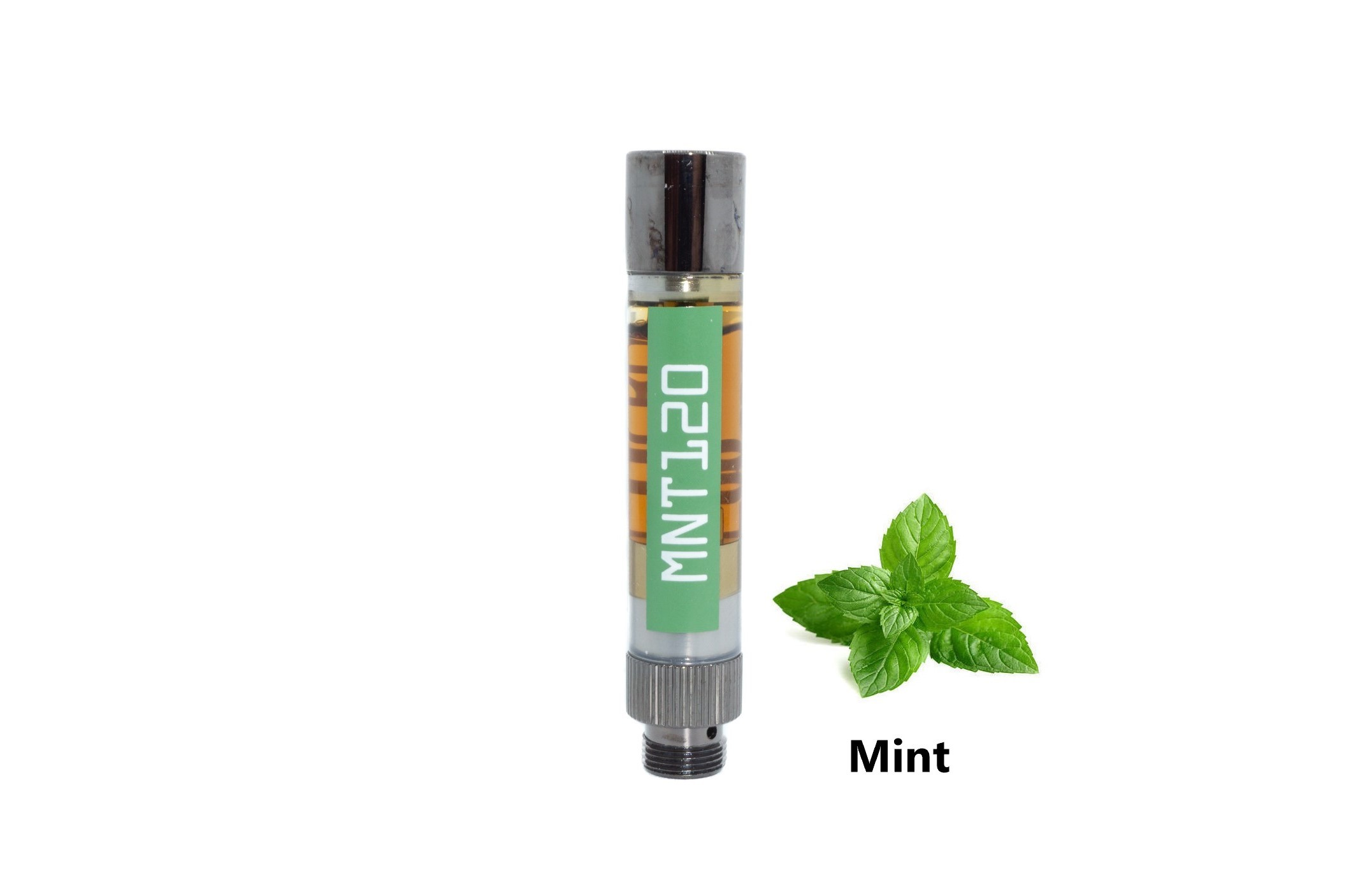 Mint (1:0) CBD Replacement Cartridge by Keyy 01163