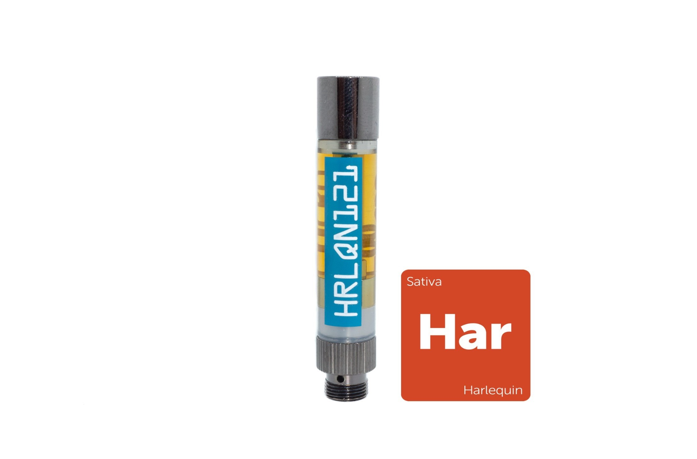 Harlequin (1:1) CBD Replacement Cartridge by Keyy 01162