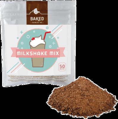 Milkshake Mix (50mg) By Baked Edibles
