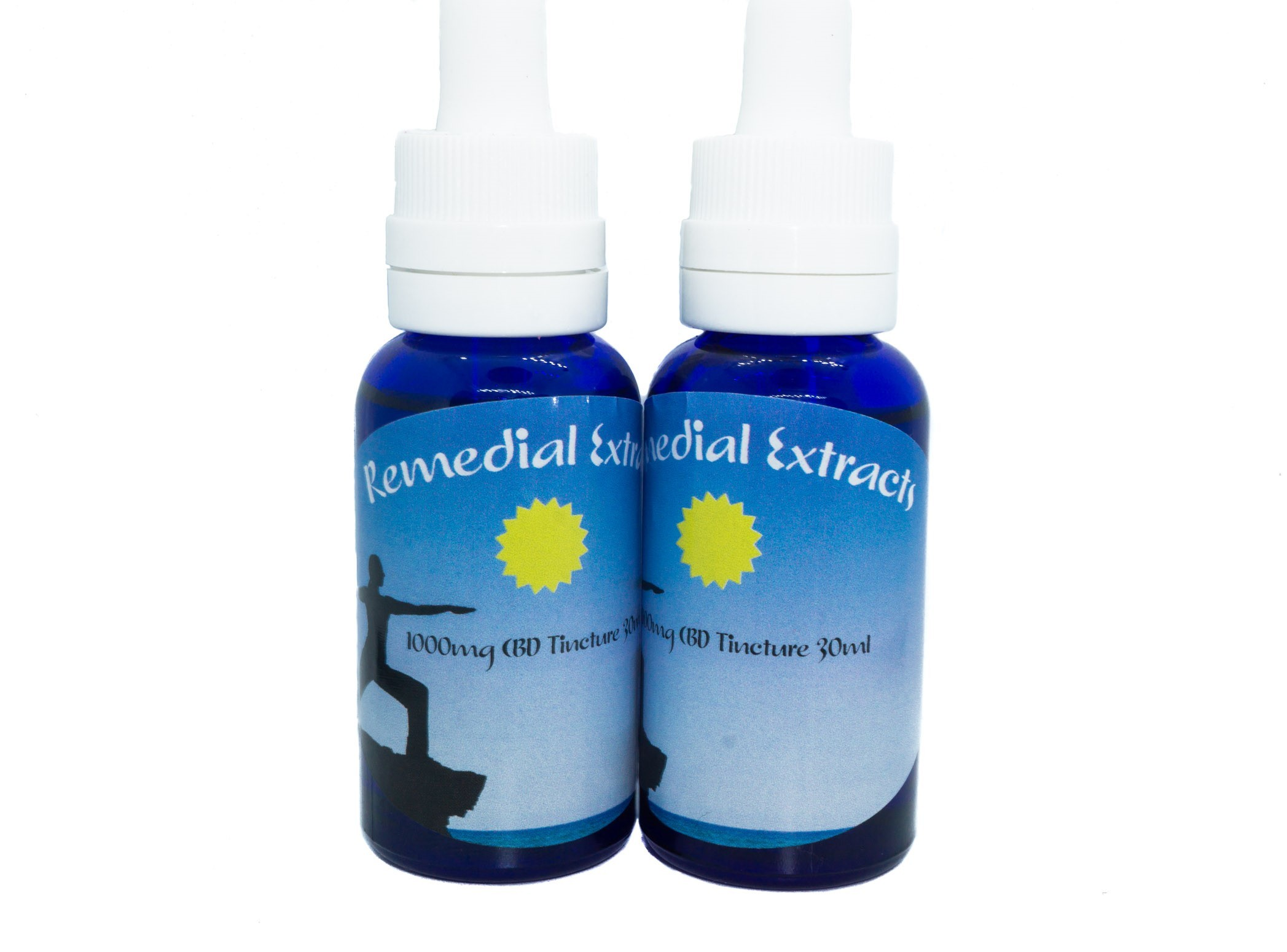 1000mg CBD Tincture By Remedial Extracts 01249