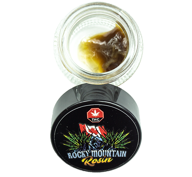 Red Congo Rosin By Rocky Mountain