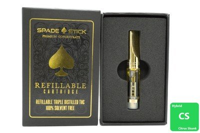 Citrus Skunk Replacement Cartridge by Spadestick