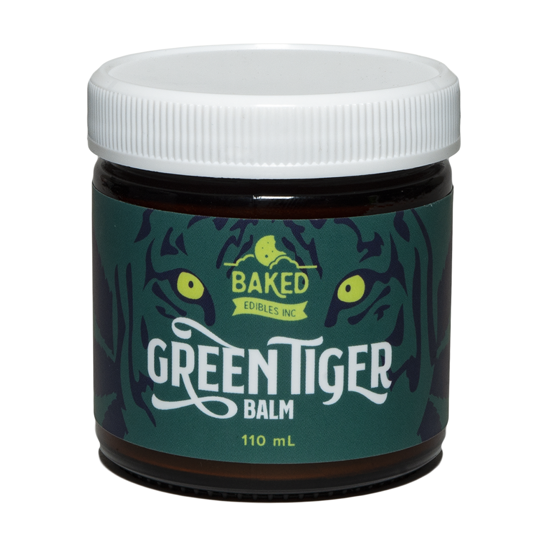 Green Tiger Balm By Baked Edibles 01306