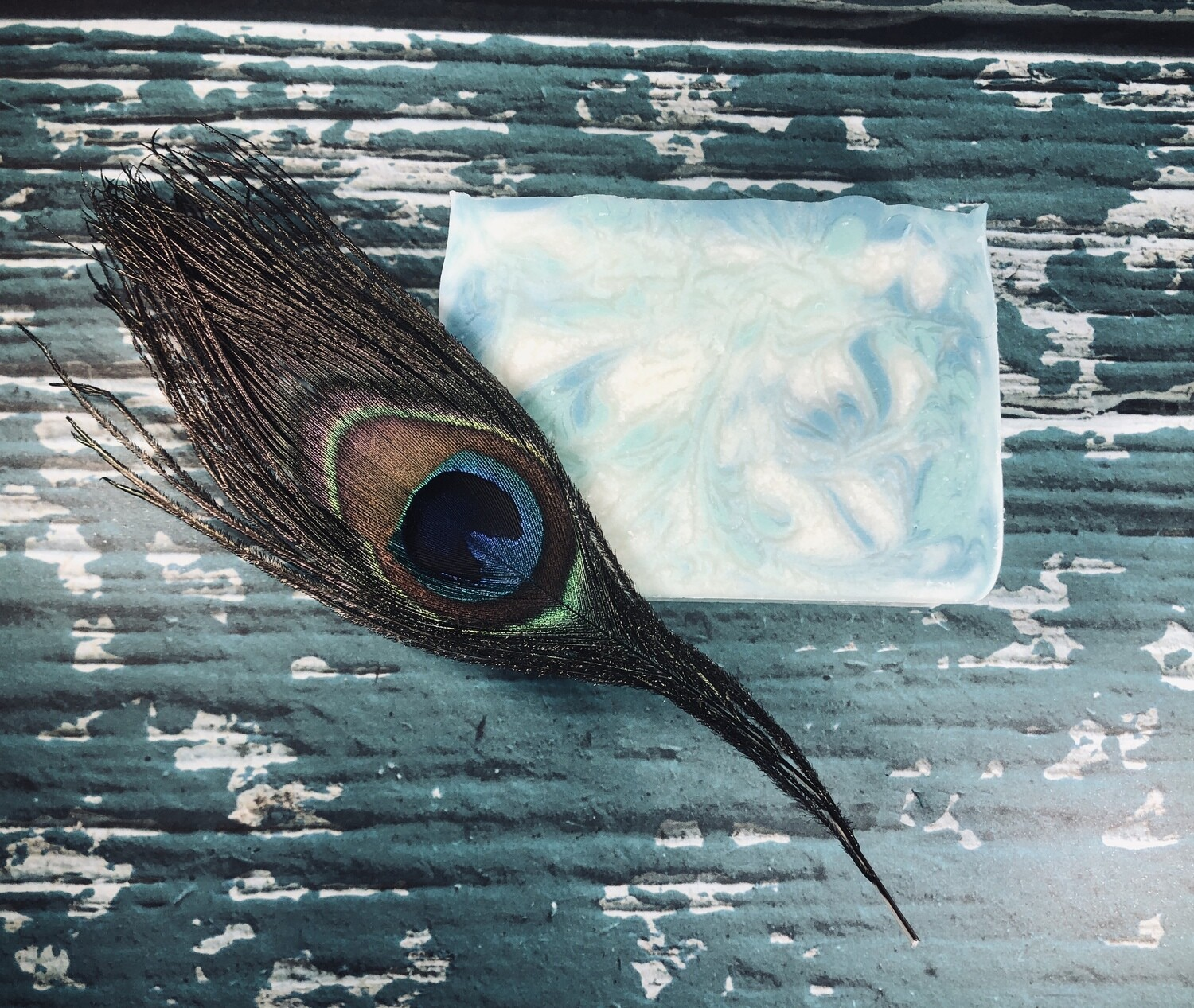 """Peacock""  (Abalone & Sea Scent)"