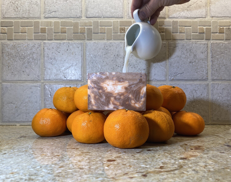 Creamsicle (Orange & Vanilla)