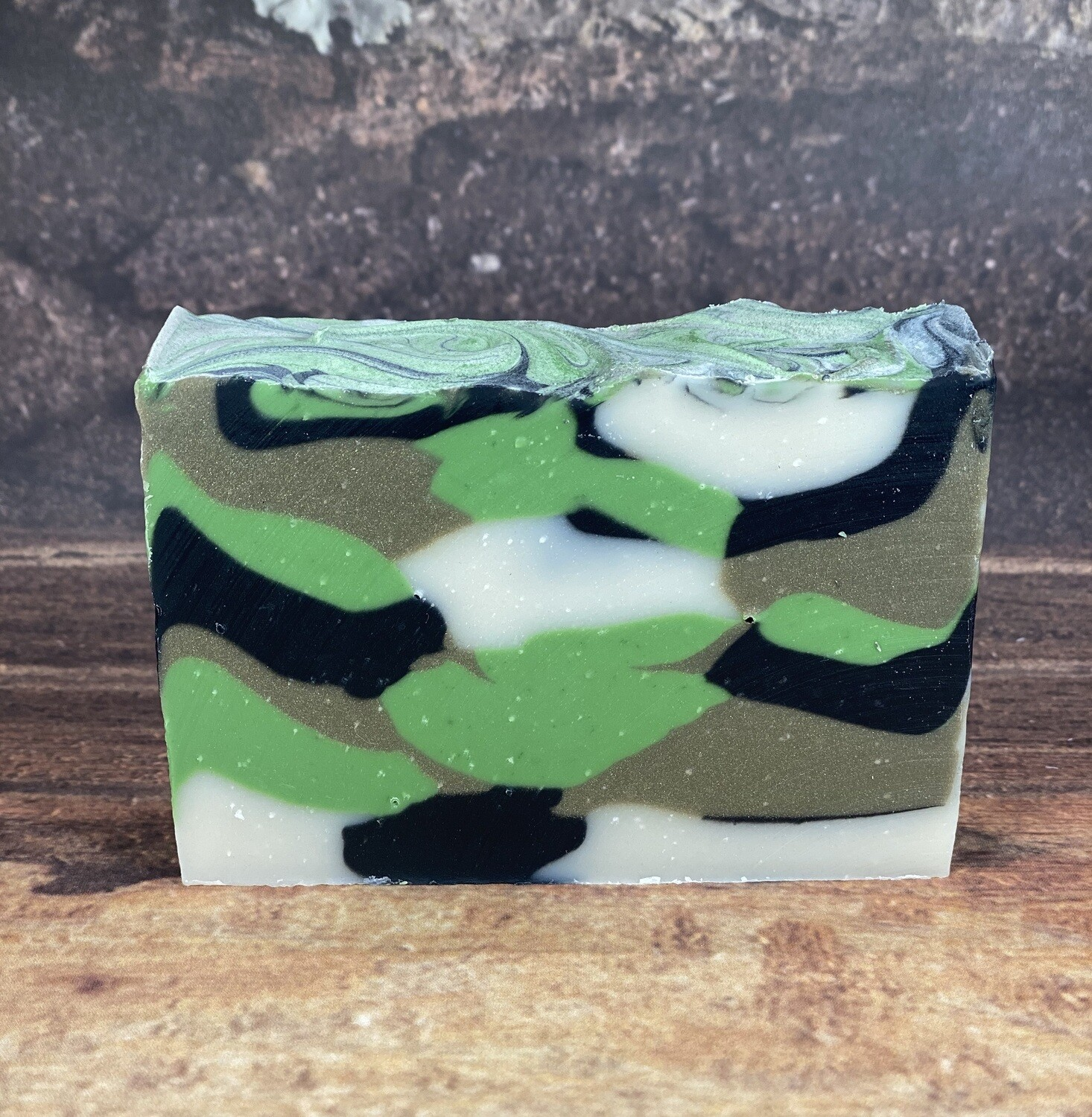 """""""Camouflage""""  (Very Sexy for Men scented)  Pre-order available, ready by 19 Apr)"""