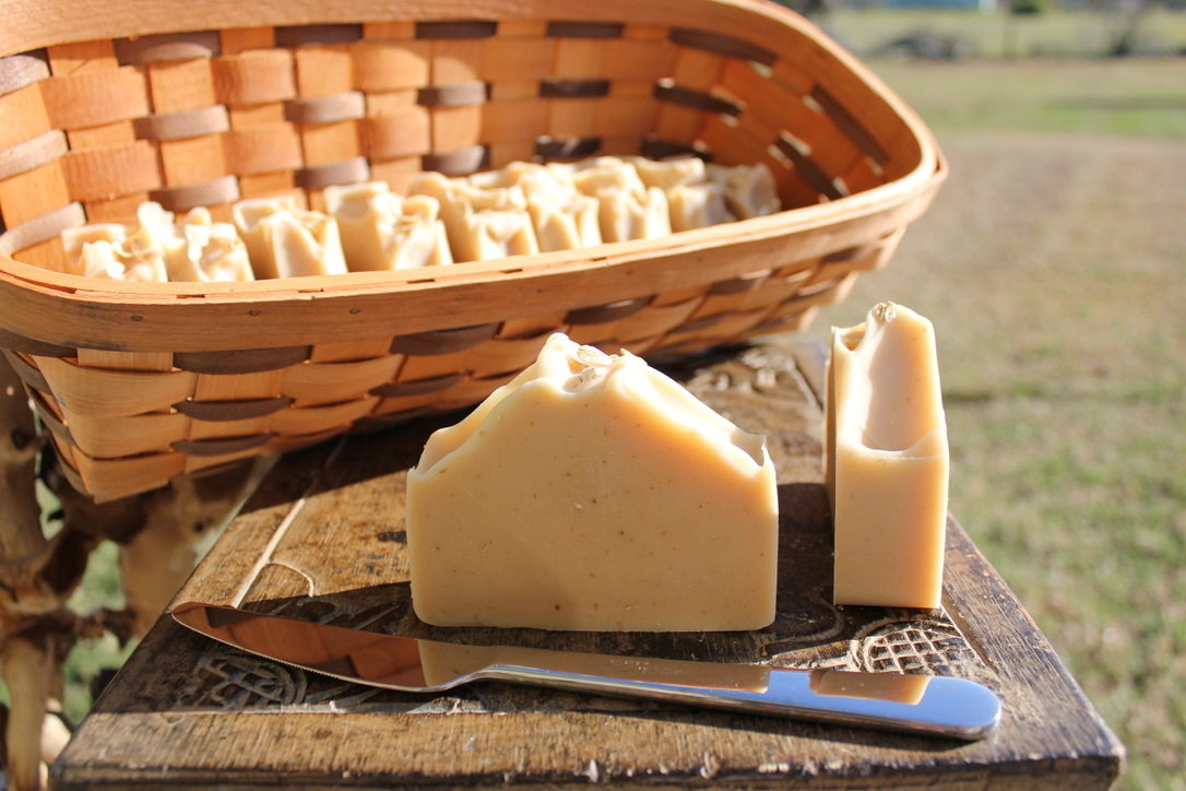 """Creamy Goat's Milk & Oatmeal w/ Cocoa Butter"" Pre-order Available, ready 3 Apr"