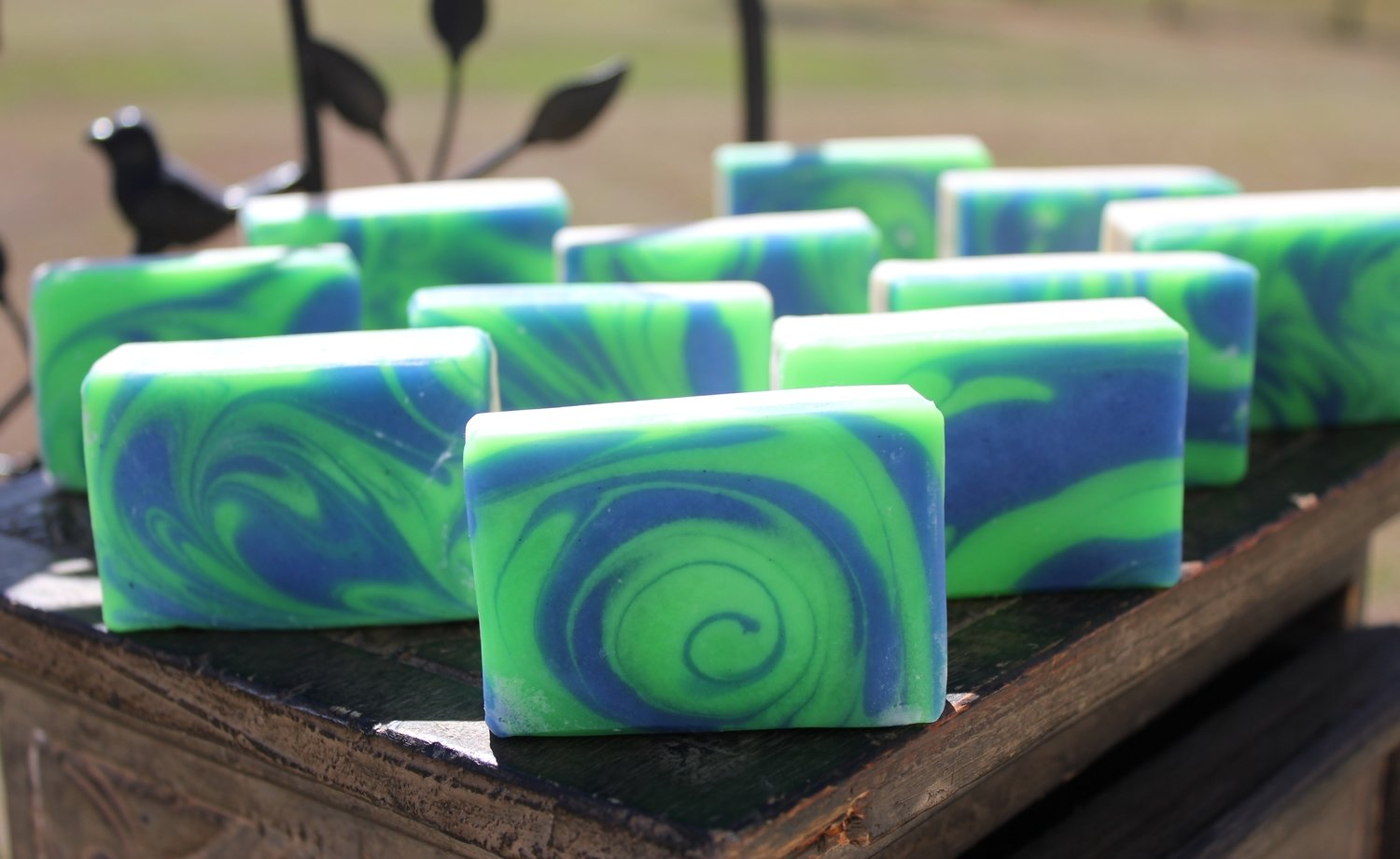 """Dizzy"" (Mixed Citrus, fruits and floral Scent) (Hand-Sized Bar)"