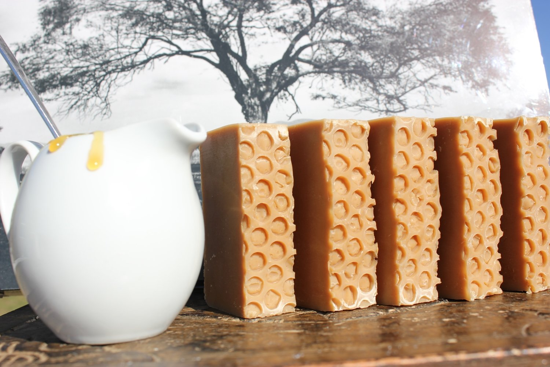 """Honey Almond Goat's Milk"" (Almond, Milk & Honey Scented)"