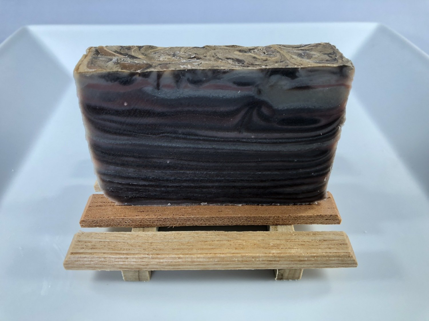"""Rustic Wood & Rum"" (Scent of light Cedar and Rum)"