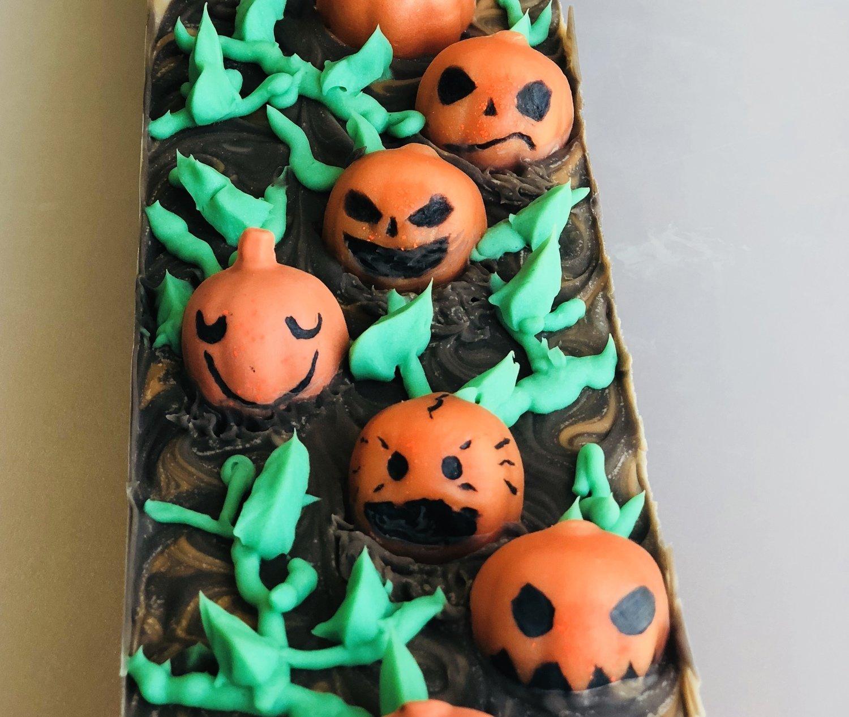 """Jack-O-Lantern"" (Pumpkin Spice Scented)"