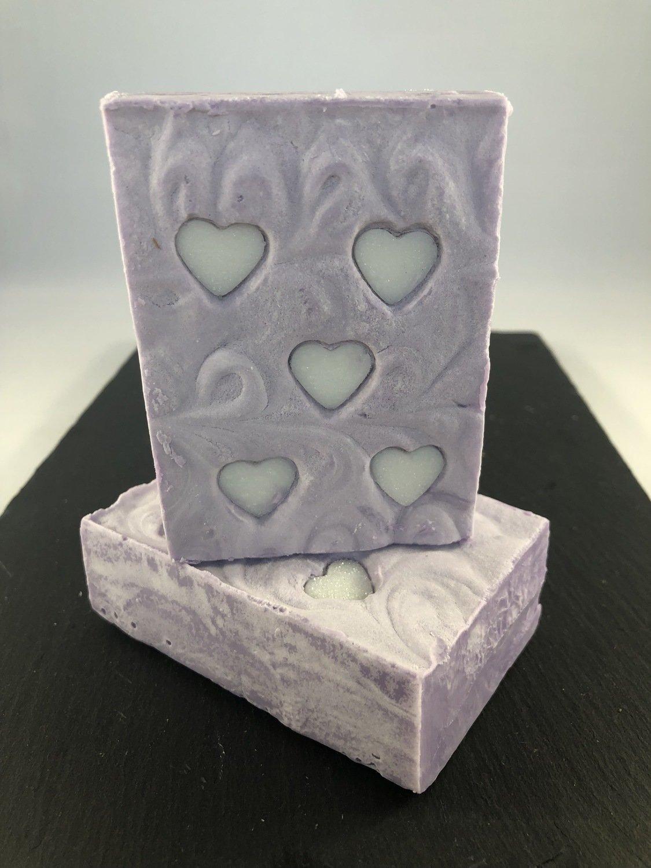 """Hearts"" (Soft feminine, sexy scent)"