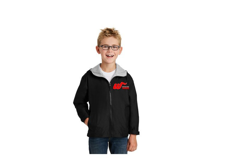 Youth Jacket - Black Only