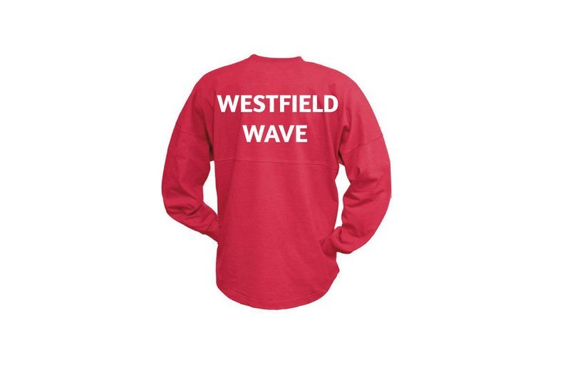 Adult Pennant Billboard Shirt Black/Red