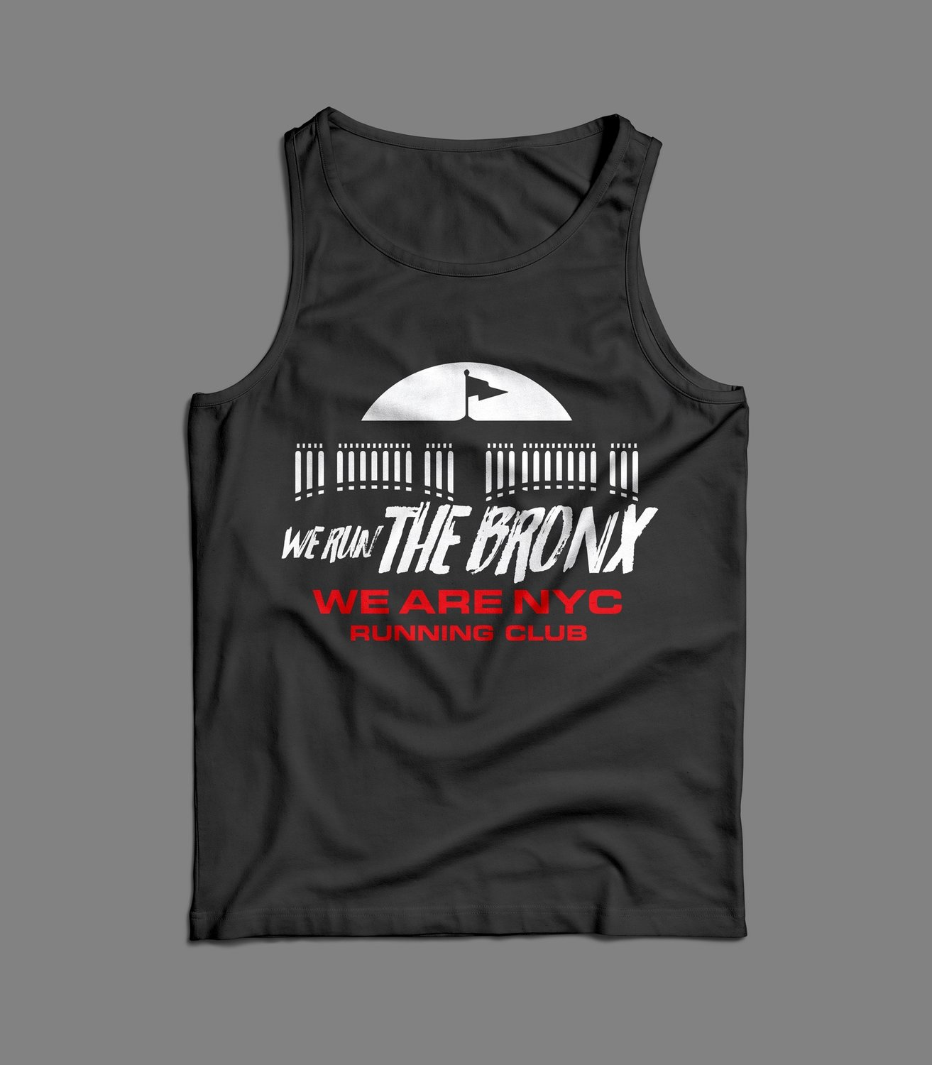 "WE ARE NYC ""STADIUM CLASSIC BRONX"" TANK/SINGLET"
