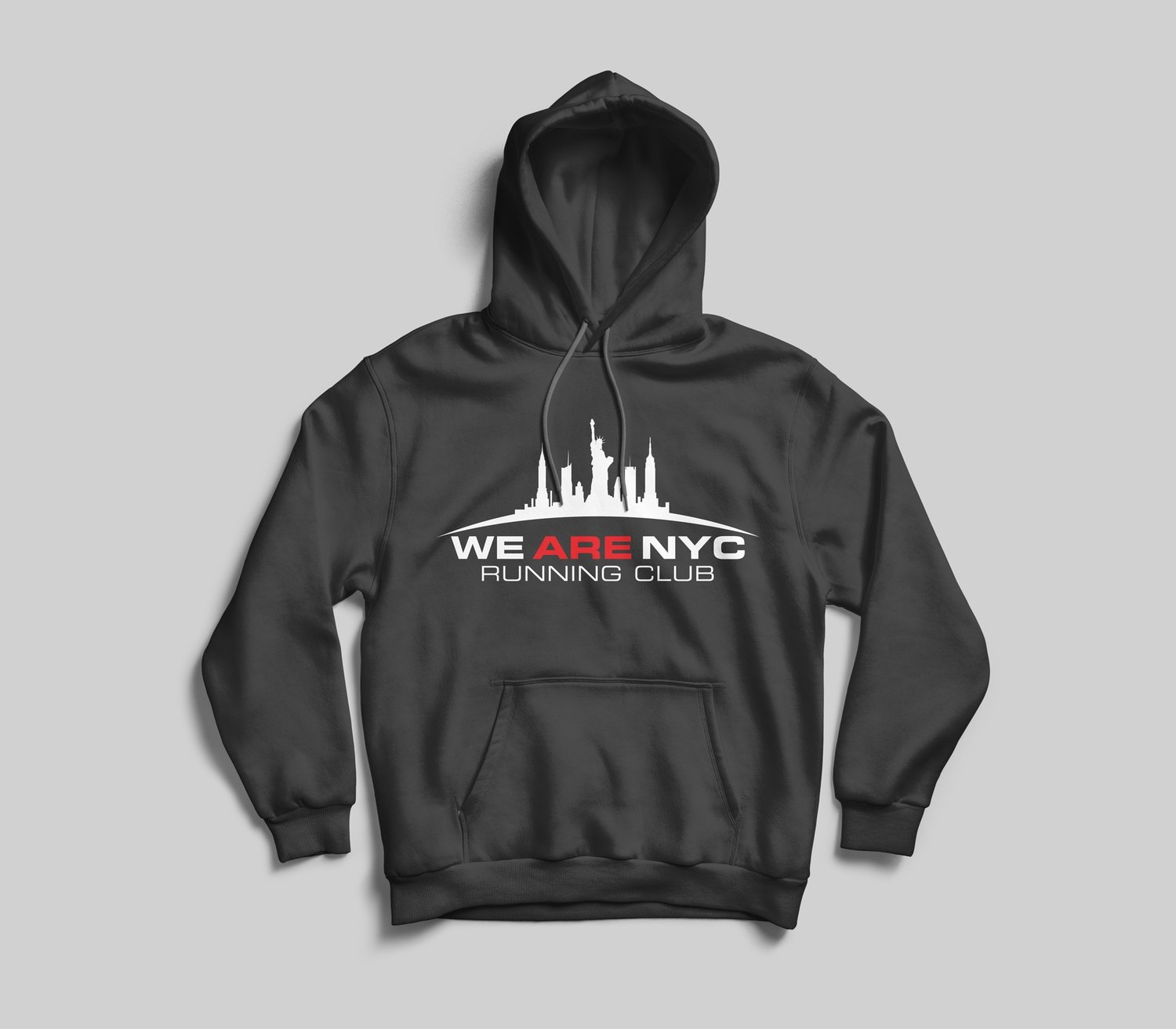 *YOUTH* WE ARE NYC OFFICIAL LOGO HOODED SWEATSHIRT - AVAILABLE IN 6 COLORS!