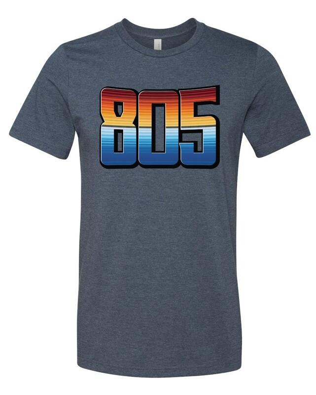 805 Sarape Mens T-shirt
