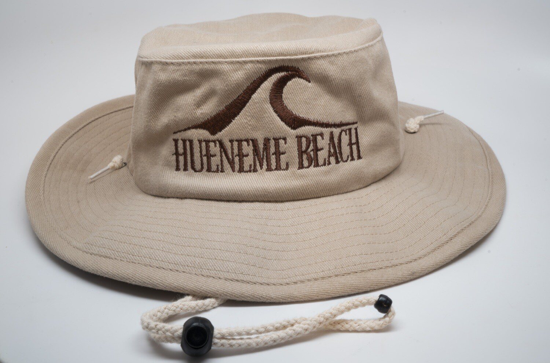 Hueneme Beach Drawstring Bucket Hat