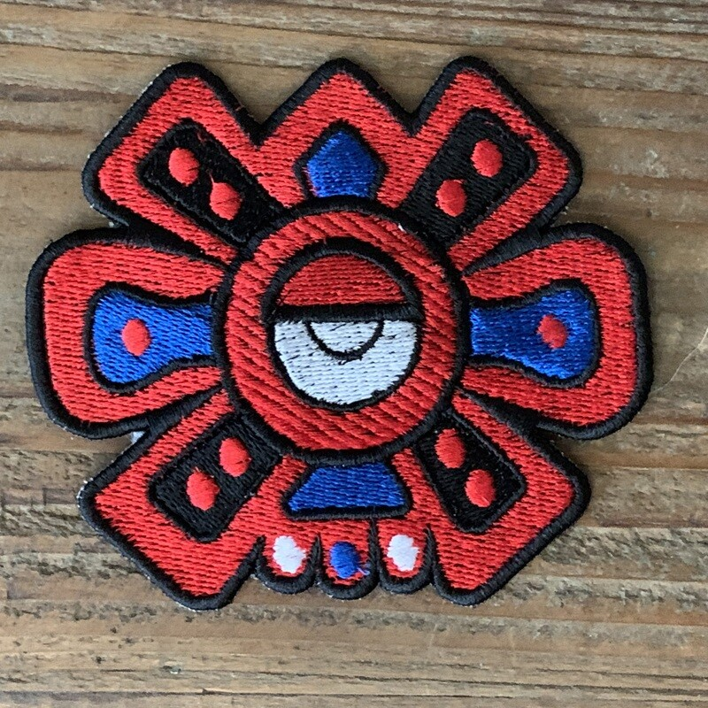 Ollin Embroidered Patch