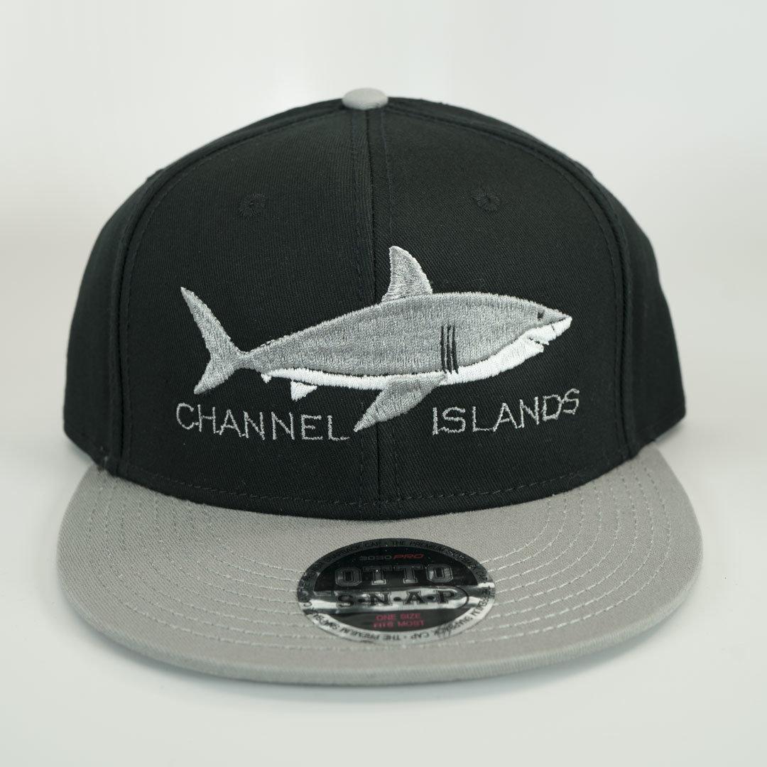 Channel Islands Great White Shark Hat