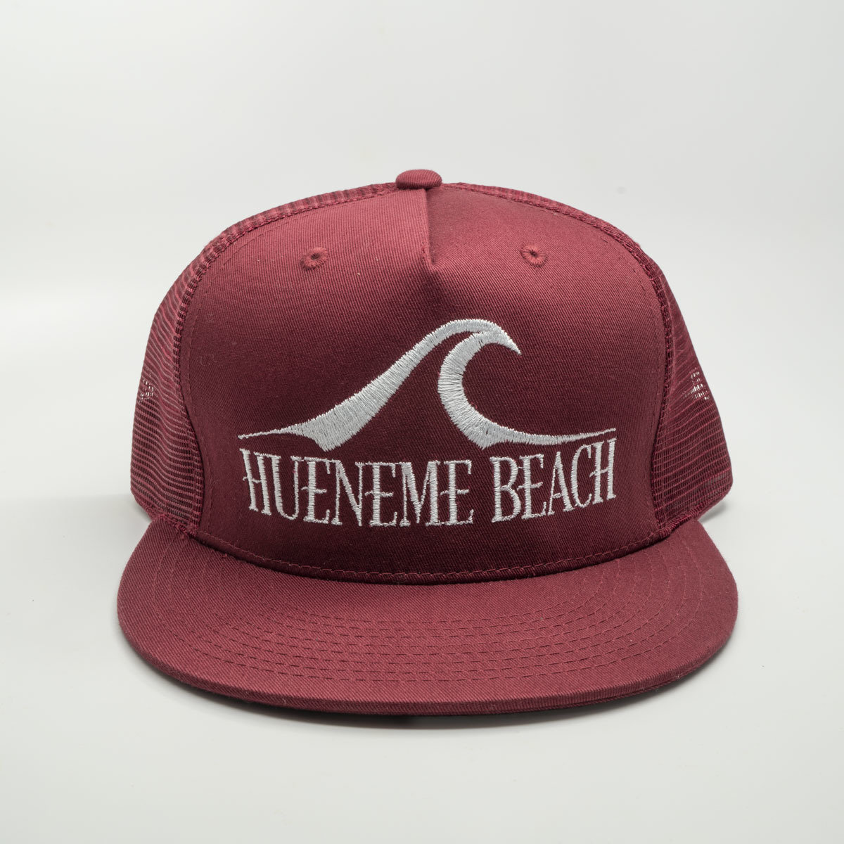 Hueneme Beach Wave Trucker Hat